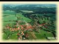 Obec Hrusice, kraj Josefa Lady, turistika, cykloturistika, střední Čechy