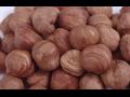Velkoobchodní prodej ořechů pekárnám a cukrárnám