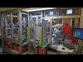 Poloautomatická montážní linka - dodávka, montáž a zprovoznění