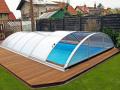 Akční zastřešení bazénu Azure typ I-C do vyprodání zásob
