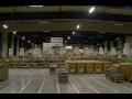 Výrobní haly úsporné LED osvětlení - moderního osvětlení