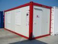 Použité obytné kancelářské kontejnery