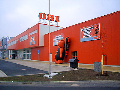 Stavby průmyslové, supermarketů, administrativních budov Zlín