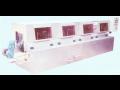 Výroba lahvárenské plnící KEG linky míchárny vyfukovačky Chotěboř
