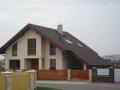 Stavba rekonstrukce st�echy na kl�� Pardubice Chrudim P�elou�