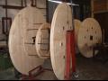 Produktion von Holz-Kabeltrommeln auf Bestellung vom zuverlässigen Unternehmnen aus Tschechien