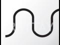 Vysokotlaké nerezové hadice s koncovkami dle požadavků