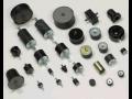 Výroba silentbloků mnoha typů - na zakázku pro osobní i nákladní vozidla