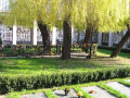 Pohřební ústav Praha - urnový háj