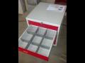 Kovové dílenské stoly