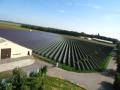 Schüsselfertige Solarkraftwerke, Solarpaneele Ungarisch Hradisch