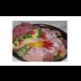 Obložené mísy Opava - salámové i sýrové mísy, pečená kolena, nakrájené ...