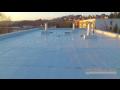 Izolace, rekonstrukce - ploché a pultové střechy