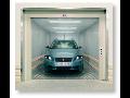 Zakázková výroba výtahů pro přepravu automobilů, autovýtahy