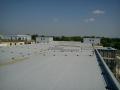 Izolace ploché střechy Uherské Hradiště
