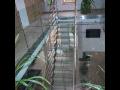 Sklenářství, skleněná schodiště, zábradlí, celoskleněné stěny