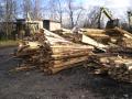 Palivové dřevo, dřevěné brikety Třebíč