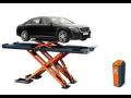 Kvalitní jednosloupové i nůžkové zvedáky na auta pro menší autoservisy - prodej