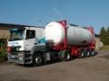 Mezinárodní a vnitrostátní cisternová přeprava kapalných látek  ADR