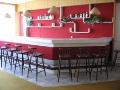 bar v kulturním zařízení ZDV Fryšták