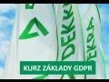 Základy GDPR - Ochrana osobních údajů, pověřenec - půldenní kurz v Praze