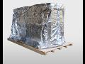 Balení strojů a zboží pro přepravu - exportní balení zajišťující ochranu zásilky před poškozením