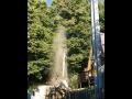 Vyhled�n� vodn�ho zdroje, pr�zkumn� vrty Prost�jov