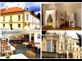 Mimosezónní  prohlídky zámku Lednice s pobytem  v zámeckém stylu