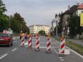 Dopravní značení zpomalovací prahy svodidlové systémy Kutná Hora