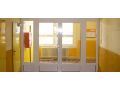 Protipožární automatické dveře, výroba a montáž
