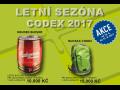 Codex -  prodej výrobků a systémů pro profesionální pokládku dlažeb a obkladů - letní akce
