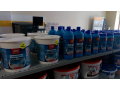 Bazénová chemie Cranit - produkty pro bazény, tester pH, chlorové tablety, chlor šok