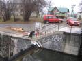 Sanace rekonstrukce betonov� konstrukce vodohospod��sk� stavby