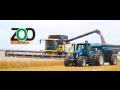 Rostlinná a živočišná výroba, pěstování plodin, chov skotu a výroba mléka