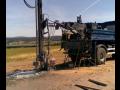 Vrtání studní Praha - bez přímého přístupu k místu, dokonce i přes plot