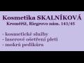 Kosmetika SKALNÍKOVÁ