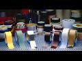 Označovací, podlahové pásky 3M samolepící tvarové výseky