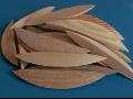 Vyspravovací zátky z větví, spojovací prvky Šternberk