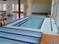 Krytý plavecký bazén, relaxace Mohelnice