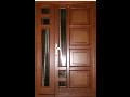 Výroba vstupních dveří, thermo dveře, úprava dveří Prostějov