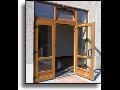 Výroba montáž plastová okna vchodové dveře zimní zahrady Náchod