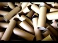 Papírové tubusy a dutinky včetně plastových víček na všechny rozměry pro balení a ochranu zboží