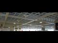 Dodávka, montáž stropní konstrukce Ostrava
