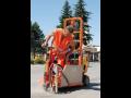 Opravy výtluků ve vozovce Olomouc, Jeseník