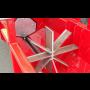 Výroba palivového dřeva automatickým  štípačem - kvalita české výroby