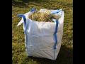 Prodej pytlů na listí, trávu a seno - odolné vaky BIG-BAG oceníte na vaší zahradě