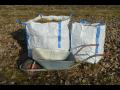 Odolné pytle na zahradní odpad Třebíč