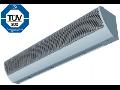 2VV s.r.o. vzduchová clona,větrací jednotky, výroba, prodej