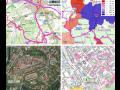 Tvorba, výroba, mapy pro dopravu, lokalizaci, geomarketing, GIS