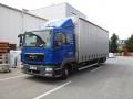 Využijte náš vozový park pro vaše přepravy zboží